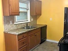 Kitchen, 14 James St, 0