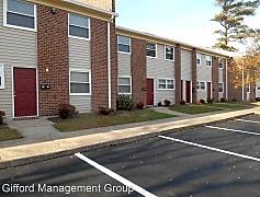 Building, Pine Shore Apartments, 0