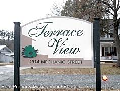 Community Signage, 204 Mechanic St, 0