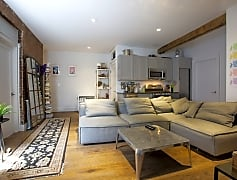 Living Room, 106 Ridge St 1-D, 0