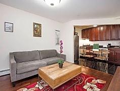 Living Room, 147 W 143rd St 5-B, 0