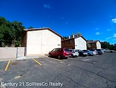 Building, 822 Vine Ave, 0