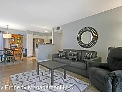 Living Room, 3425 E Russell Rd, 0