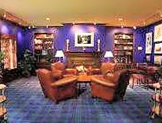 The Saville Room in The Cambridge Club