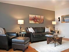 Town Home Living Room