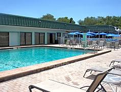 Pool, 7150 North Tamiami Trail, Unit 503, 0