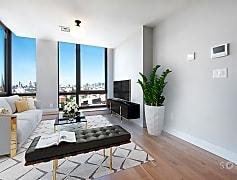 Living Room, 39 Debevoise St 12A, 0