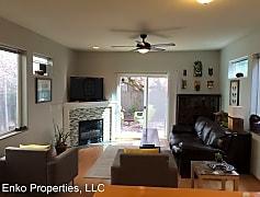 Living Room, 4338 NE 69th Ave, 0