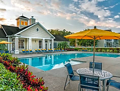 Resort-Style Pool and Large Sundeck