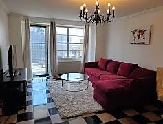Living Room, 151 Tremont St 22T, 0