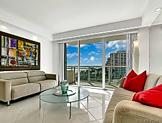 Living Room, 5333 Collins Ave 702, 0