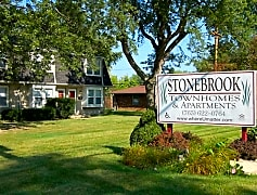Community Signage, Stonebrook Townhome and Apartments, 0