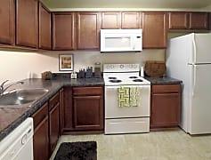 Kitchen, Biltmore Commons, 0