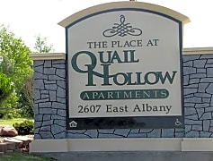 Community Signage, The Place at Quail Hollow, 0