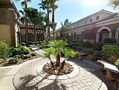 Courtyard, Resort at Coronado Ranch, 0