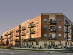 Building, Vista Apartments, 0