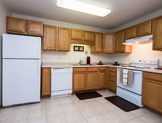 Stonebridge Apartments - 1 Bedroom Plan B - Kitchen - Dining