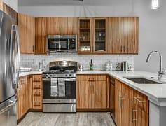 Kitchen, West End Flats, 0
