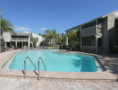 Pool, River Place Apartments, 0
