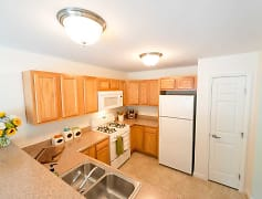3 Bedroom Town Home Kitchen