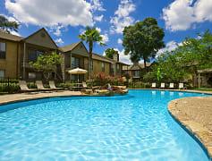 Pool, Elm Creek Apartments, 0