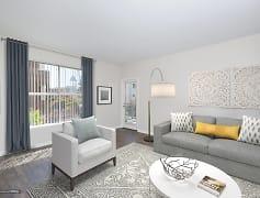 Living Room, Almaden Lake Village, 0