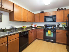 Kitchen, Huntington Townhomes, 0