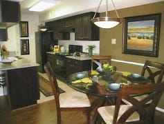 Dining Room, Abbey at Enclave, 0