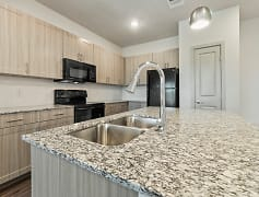 Kitchen, Gray Branch Apartments, 0