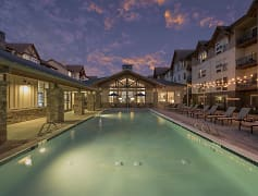 Pool, Eddyline At Bridgeport Apartments, 0