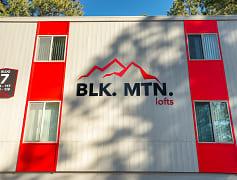 Community Signage, Blk. Mtn. Lofts., 0