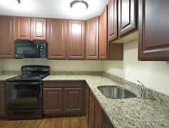 Kitchen, Summit Ridge Apartments, 0