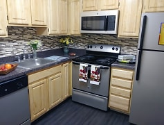 Kitchen, Robin Hill Apartments, 0
