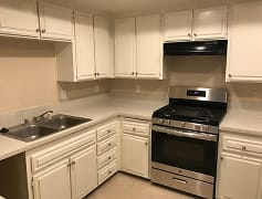 Kitchen, Frazier Villas Townhomes, 0