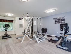 Fitness Weight Room, Princeton Woods, 0