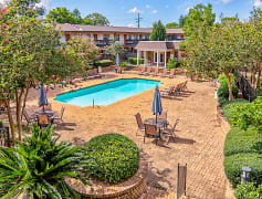 Pool, The Colonial Manor Apartments, 0