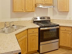 Kitchen, Fairmont Hills Apartments, 0