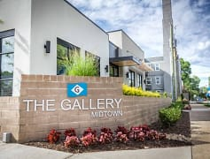 Community Signage, The Gallery - Midtown Apartments, 0