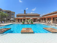 Pool, Twin Creeks At Alamo Ranch Apartments, 0