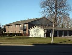 Building, M&I Apartments, 0