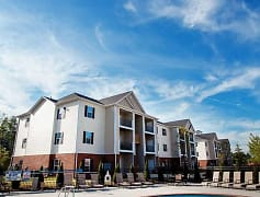 Pool, Clemmons Town Center Apartments, 0