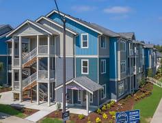 Building, Briggs Village Apartments, 0