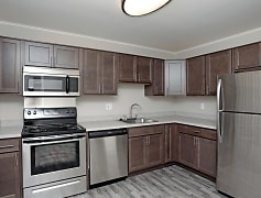 Kitchen, Meadowfield Townhomes, 0