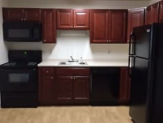 Kitchen, The Residences At Riverside, 0