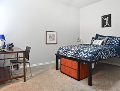 Bedroom, Midtown 905-Per Bed Lease, 0