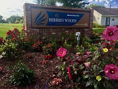 Community Signage, Berrien Woods, 0