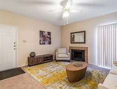 Living Room, Bellevue at Clear Creek, 0