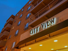 Community Signage, City View Apartments, 0