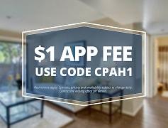 Specials savings coupon $1 app fee