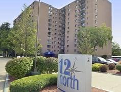 Community Signage, 12 North Apartments, 0